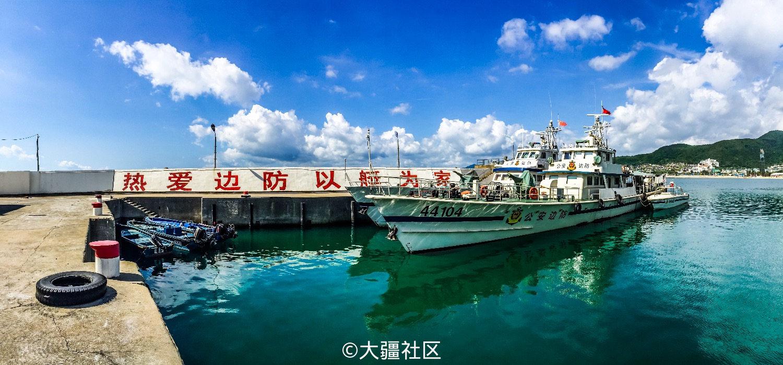 工作记录 台风来临前一周的深圳天气美如画